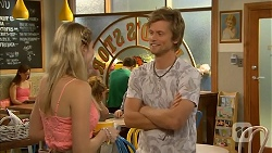 Amber Turner, Daniel Robinson in Neighbours Episode 6906