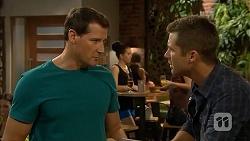 Matt Turner, Mark Brennan in Neighbours Episode 6906