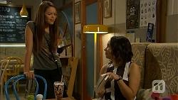 Paige Novak, Imogen Willis in Neighbours Episode 6906