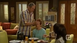 Karl Kennedy, Susan Kennedy, Libby Kennedy in Neighbours Episode 6907