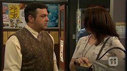 David McGuire, Libby Kennedy in Neighbours Episode 6907