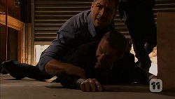 Mark Brennan, Paul Robinson in Neighbours Episode 6907