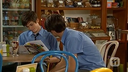 Bailey Turner, Ben Kirk in Neighbours Episode 6908