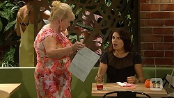 Sheila Canning, Naomi Canning in Neighbours Episode 6908