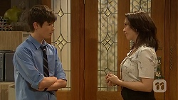 Bailey Turner, Libby Kennedy in Neighbours Episode 6908