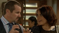Toadie Rebecchi, Naomi Canning in Neighbours Episode 6908