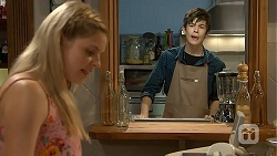 Amber Turner, Bailey Turner in Neighbours Episode 6909