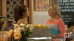 Paige Novak, Lauren Turner in Neighbours Episode 6909