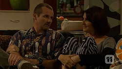 Toadie Rebecchi, Naomi Canning in Neighbours Episode 6909