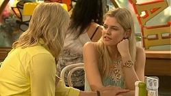Lauren Turner, Amber Turner in Neighbours Episode 6910