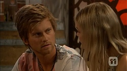 Daniel Robinson, Amber Turner in Neighbours Episode 6911
