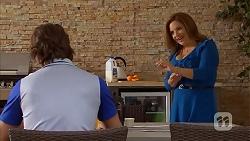 Brad Willis, Terese Willis in Neighbours Episode 6912