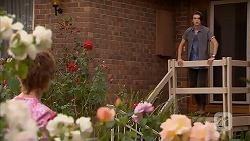 Susan Kennedy, Ben Kirk in Neighbours Episode 6912