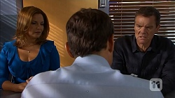 Terese Willis, Matt Turner, Paul Robinson in Neighbours Episode 6912