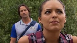 Brad Willis, Paige Novak in Neighbours Episode 6913