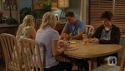 Amber Turner, Lauren Turner, Matt Turner, Bailey Turner in Neighbours Episode 6913
