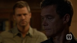 Mark Brennan, Paul Robinson in Neighbours Episode 6913