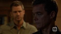 Mark Brennan, Paul Robinson in Neighbours Episode 6913
