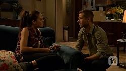 Paige Novak, Mark Brennan in Neighbours Episode 6913