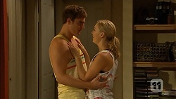 Kyle Canning, Georgia Brooks in Neighbours Episode 6914