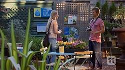 Amber Turner, Daniel Robinson in Neighbours Episode 6914