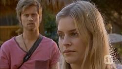 Daniel Robinson, Amber Turner in Neighbours Episode 6914