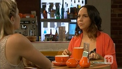Amber Turner, Imogen Willis in Neighbours Episode 6914