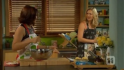 Naomi Canning, Georgia Brooks in Neighbours Episode 6915