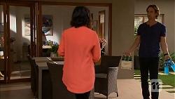 Imogen Willis, Brad Willis in Neighbours Episode 6916