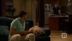 Ethan Smith, Mark Brennan in Neighbours Episode 6917