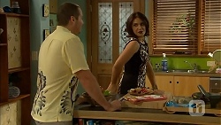 Toadie Rebecchi, Naomi Canning in Neighbours Episode 6917