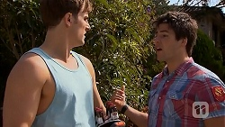 Kyle Canning, Chris Pappas in Neighbours Episode 6917