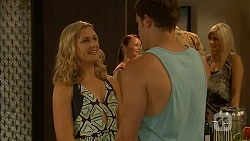 Georgia Brooks, Kyle Canning in Neighbours Episode 6917