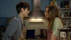 Bailey Turner, Sonya Mitchell in Neighbours Episode 6918