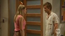 Amber Turner, Daniel Robinson in Neighbours Episode 6918