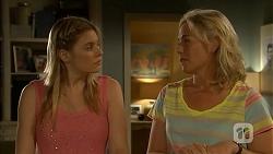 Amber Turner, Lauren Turner in Neighbours Episode 6918