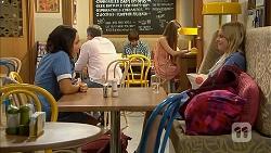 Imogen Willis, Amber Turner in Neighbours Episode 6918