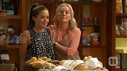 Paige Novak, Lauren Turner in Neighbours Episode 6918