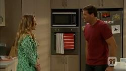 Sonya Mitchell, Matt Turner in Neighbours Episode 6918