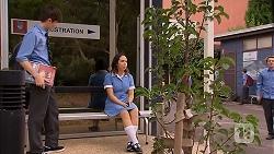 Bailey Turner, Imogen Willis in Neighbours Episode 6918