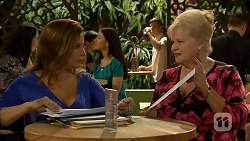 Terese Willis, Sheila Canning in Neighbours Episode 6919