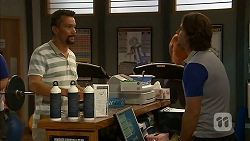 Ricky Masters, Brad Willis in Neighbours Episode 6919