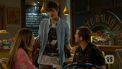 Sonya Rebecchi, Bailey Turner, Toadie Rebecchi in Neighbours Episode 6920