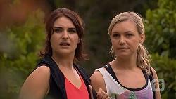 Naomi Canning, Georgia Brooks in Neighbours Episode 6920