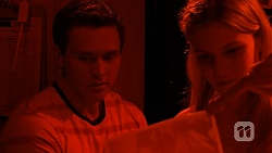Josh Willis, Amber Turner in Neighbours Episode 6920