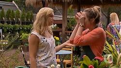 Georgia Brooks, Sonya Rebecchi in Neighbours Episode 6920