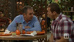 Karl Kennedy, Toadie Rebecchi in Neighbours Episode 6920