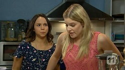 Imogen Willis, Amber Turner in Neighbours Episode 6921