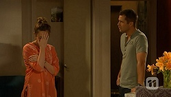 Sonya Mitchell, Mark Brennan in Neighbours Episode 6921