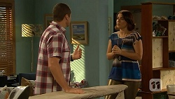 Toadie Rebecchi, Naomi Canning in Neighbours Episode 6921